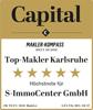 Capital Makler Kompass - Höchstnote für die S-ImmoCenter GmbH