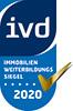 Immobilien Weiterbildungs-Siegel 2020 des ivd
